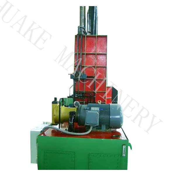 Y82 Vertical Baler( for Plastic Bottles/ Wool/ Cotton /Fabric/Drum/Hay