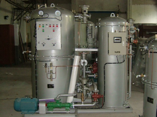 0.50 M3/H Marine 15ppm Automatic Oily Water Separator