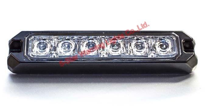 Gen 5th Technology R65 3W LED Lighthead Warning Lights