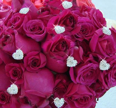 Wedding Flower Jewelry on Wedding Flower Crystal Bouquet Jewelry   China Wedding Crystal Flower