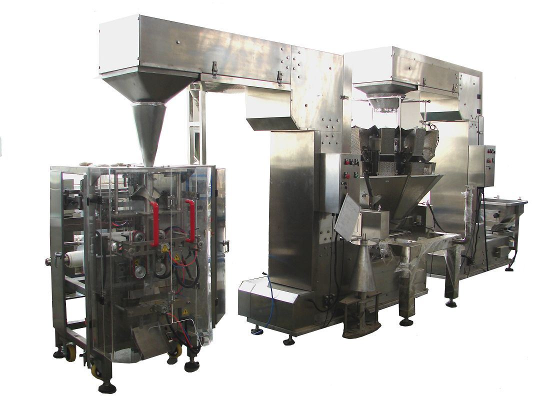 Automatic Snack Food Packing Machine (VFS5000D)