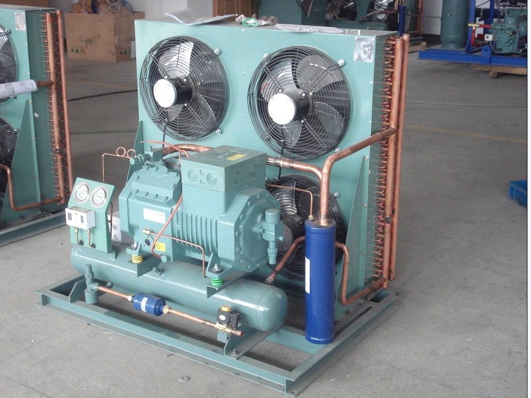 Air Cooled Condensing Unit China Condensing Unit Bitzer Compressor #364A6B