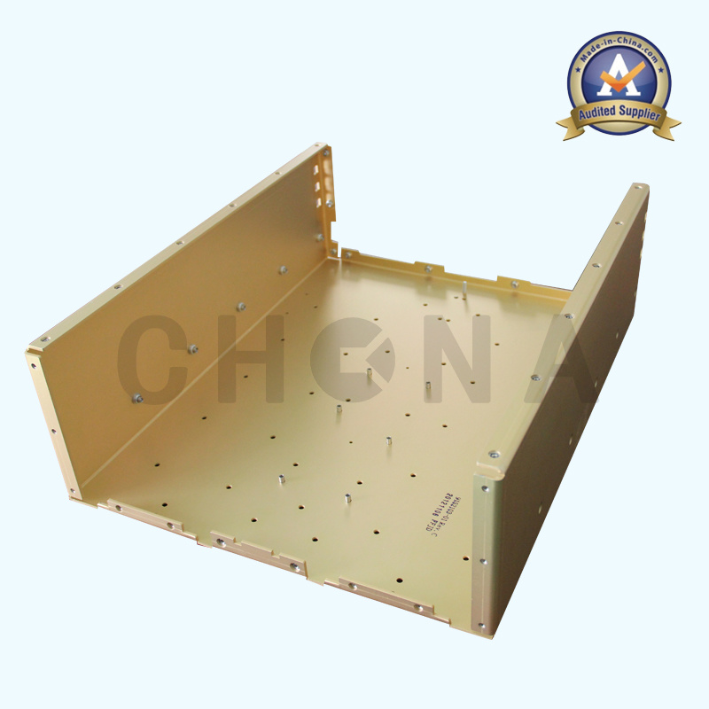 Power Instrument Sheet Metal Cases