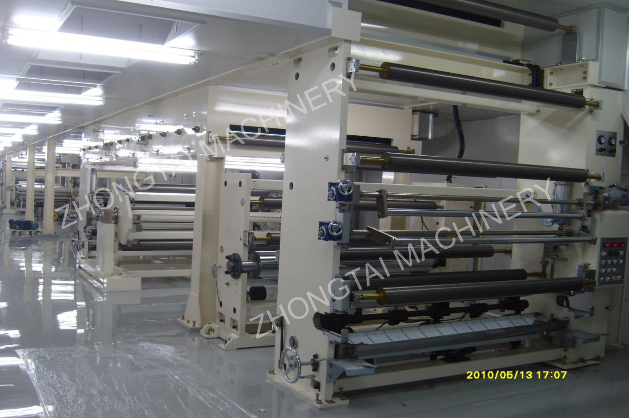 PE Film Lamination Coating Machine