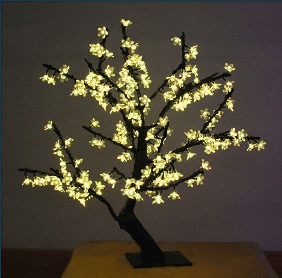 Alfa img - Showing > Cherry Blossom Lamp