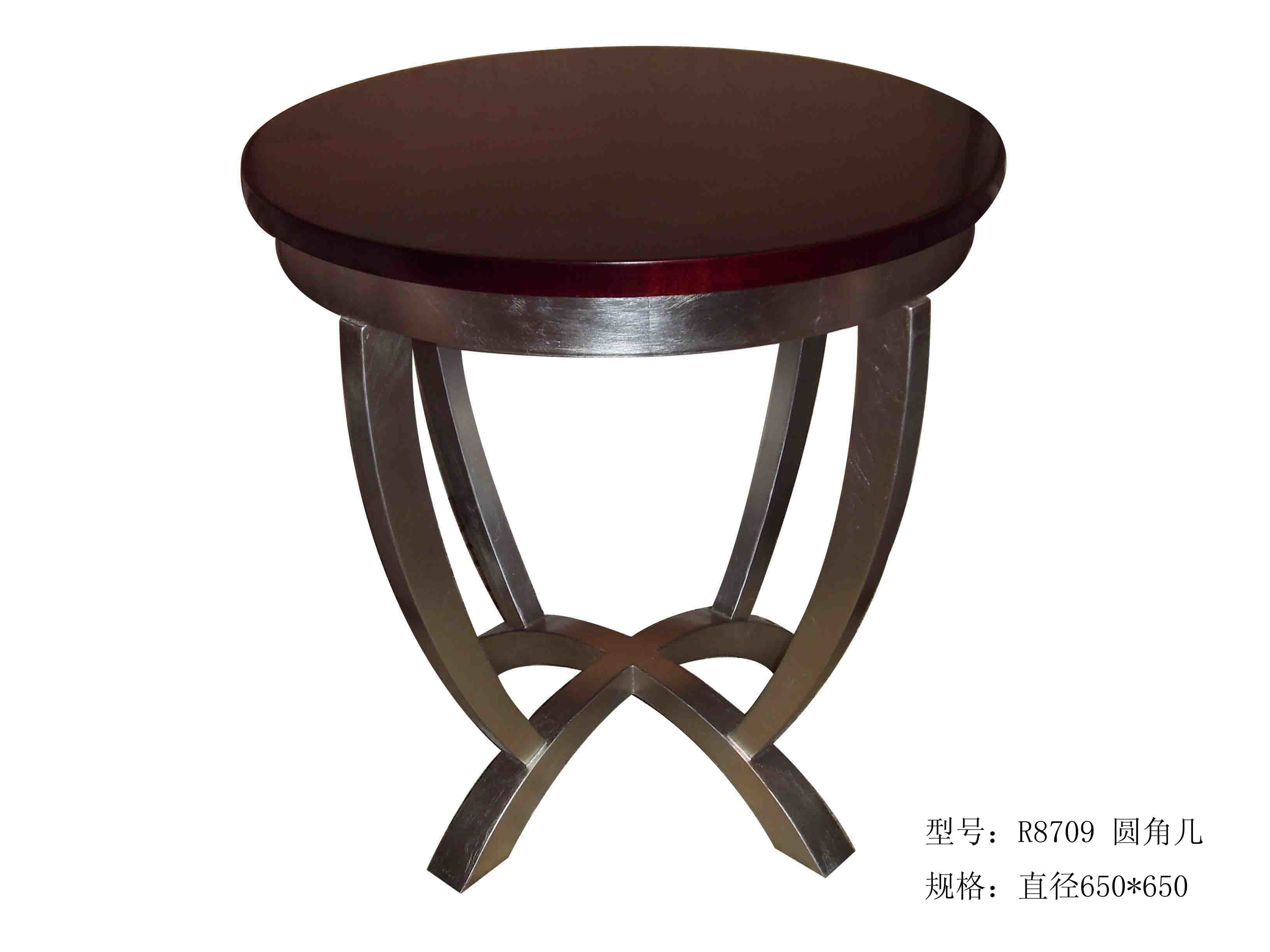 China wooden tea table r side