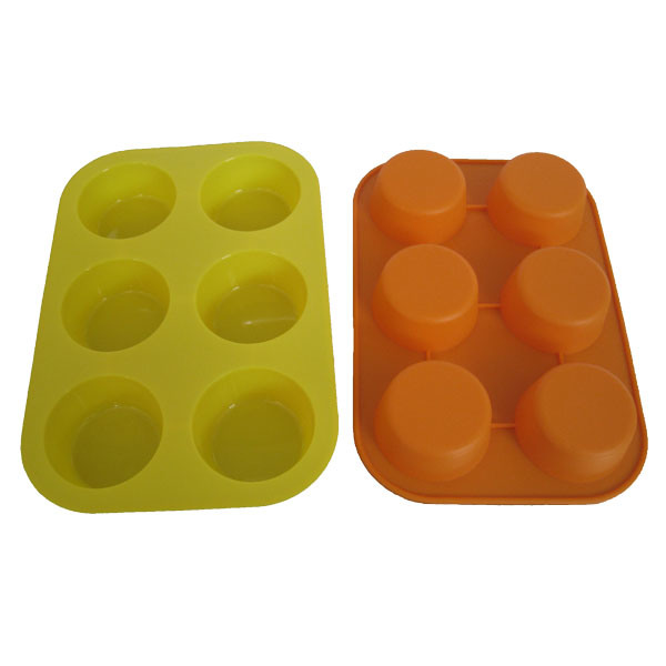 Rubber Muffin Pans Sturdy Handle Amp Non Stick Silicone