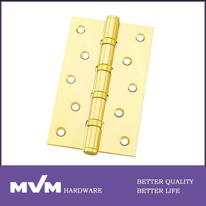 High Quality Door Hardware Iron Door Hinge (MS5040-4BB)
