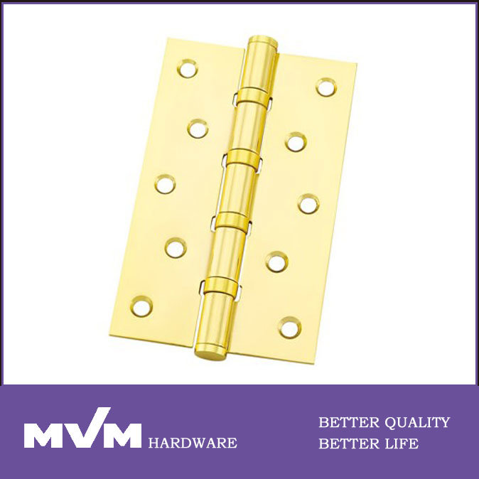 High Quality Good Hardware Iron Door Hinge Ms5040-4bb