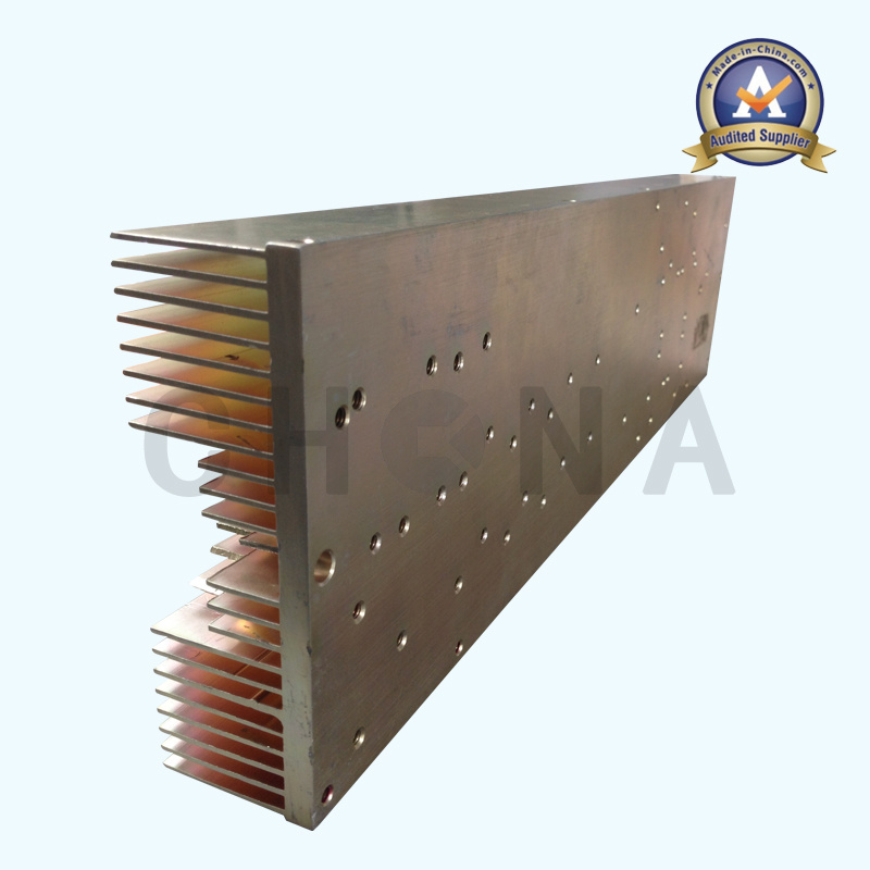 High Power Alumimun Extruded Heatsinks