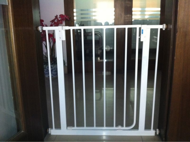 ... Baby Safety Gate (HDL-027) - China White Baby Safety Gate, Baby