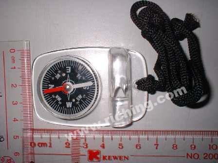 Kanpas Whistle Compass Teaching Compass