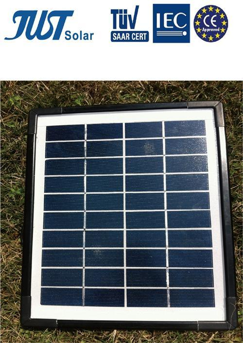 2015 Portable Solar Energy Panels 5W for Charging Mobile