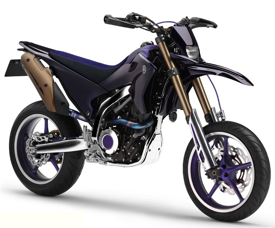 If It Looks Like A Wr250x It Must Be Good Right