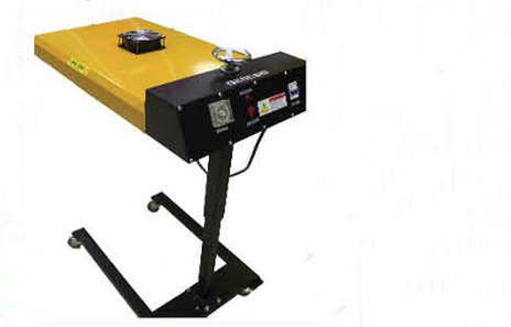Curing Flash Dryer for Screen Printing (M-YB560)