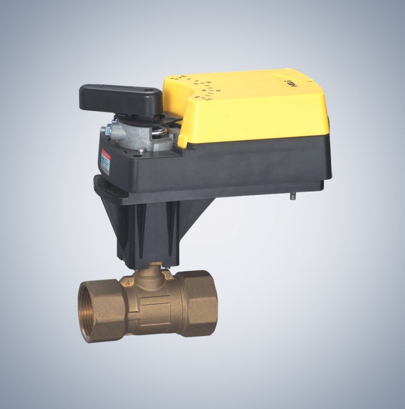 Hlf02-16dn Rotary Air Damper Valve