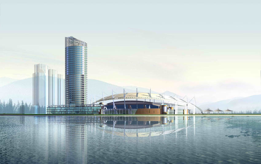 china architectural rendering china architectural