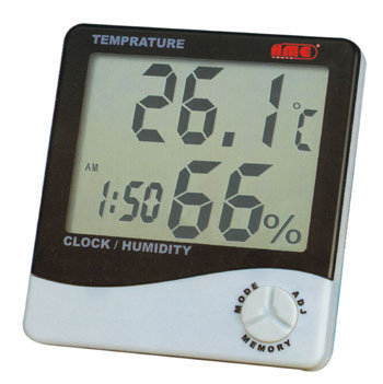 Big Digital Hygro-Thermometer(6110)