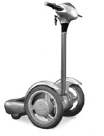 Four Wheel Electric Scooter (TX-4W01) - China Electric Car