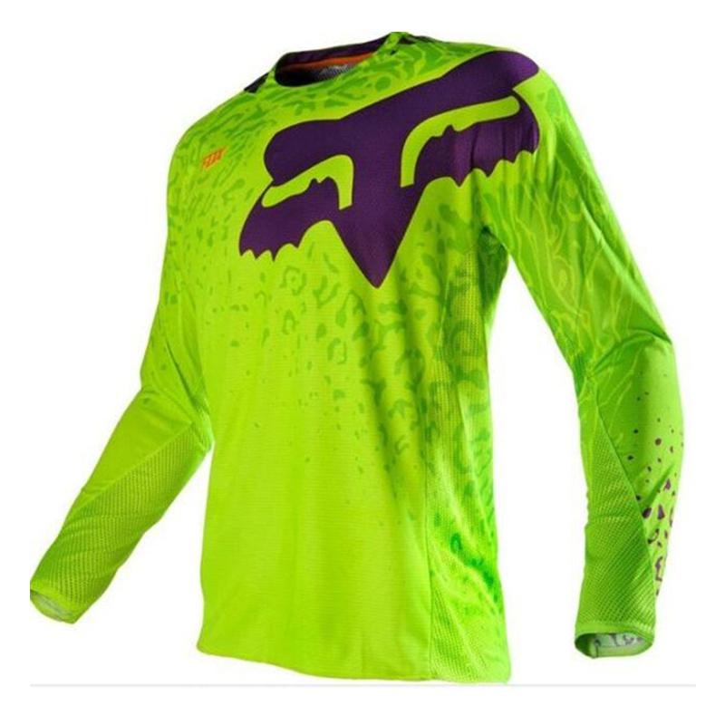 Green Custom-Made Quality Breathability Sportwaer Cycling Jersey (MAT60)