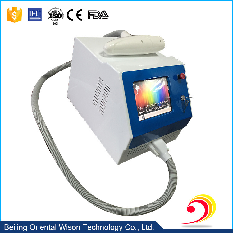 Portable ND YAG Laser Tattoo Removal Machine (OW-D1)