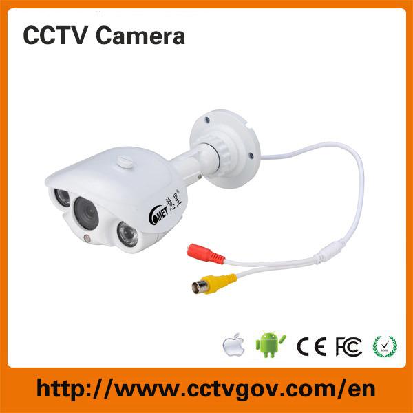 50m Array LED Light CMOS 800tvl CCTV Security Camera