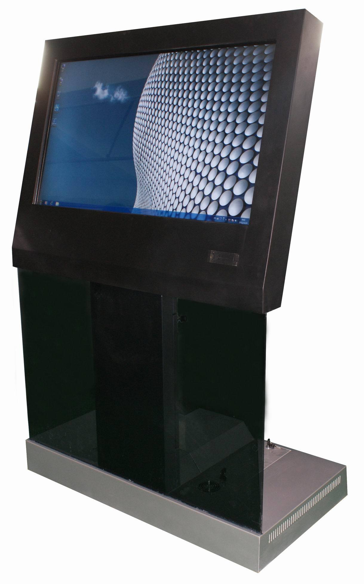 china 42 65 lcd self service terminals kiosk information. Black Bedroom Furniture Sets. Home Design Ideas