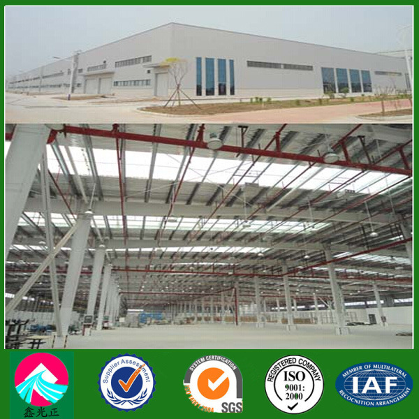 Pre-Engineered Steel Structure Logistic Warehouse Construction (XGZ-SSB150)