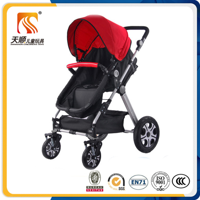 Best Quality Baby Stroller with Metal Frame Hot Selling 2016