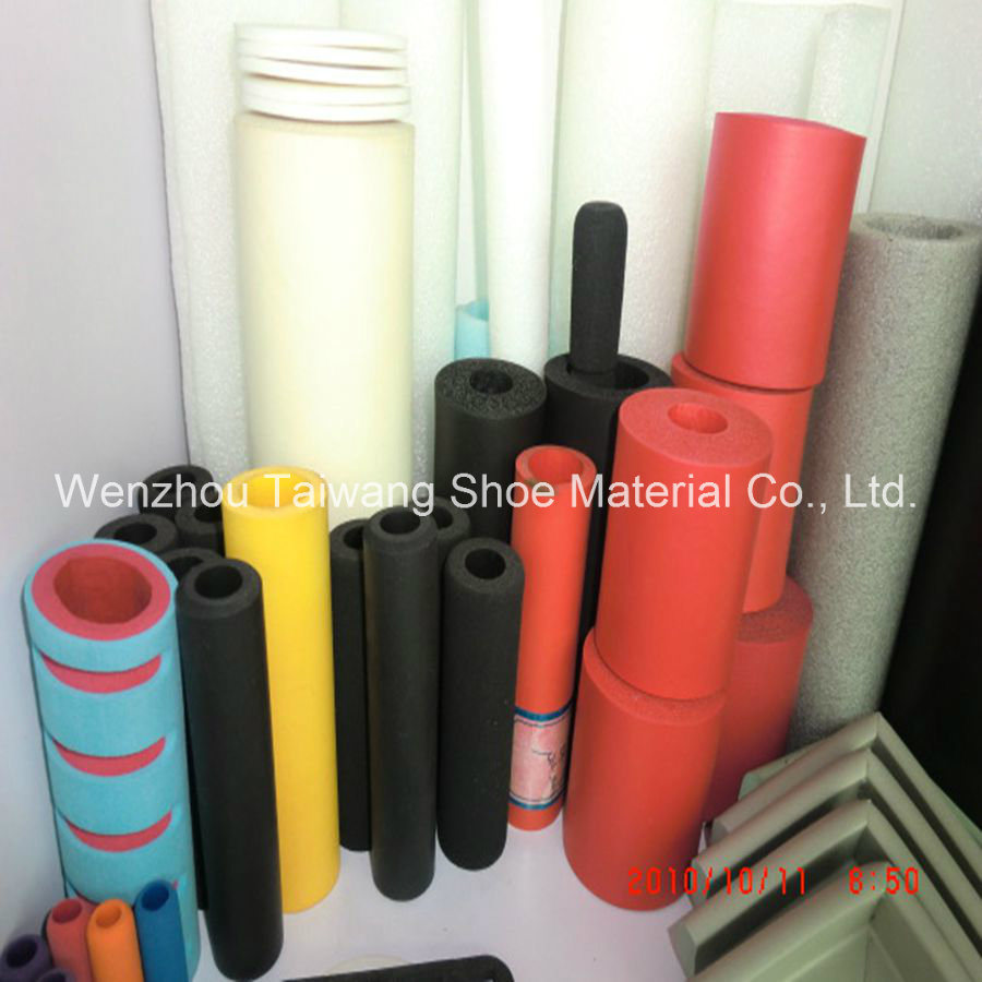 EVA/NBR/PE/EPS Conductive Foam Used in Packing Industry