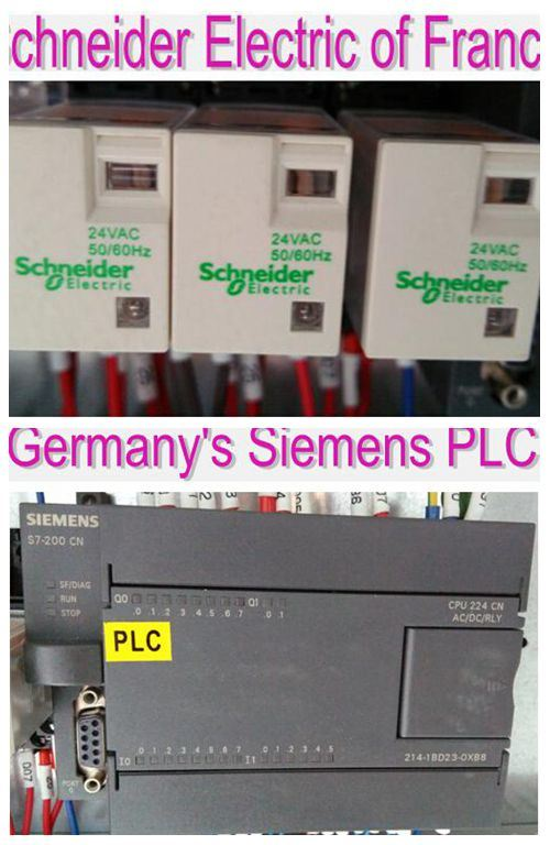 High Quality Fully Automatic Strapping Machine with German Siemens PLC