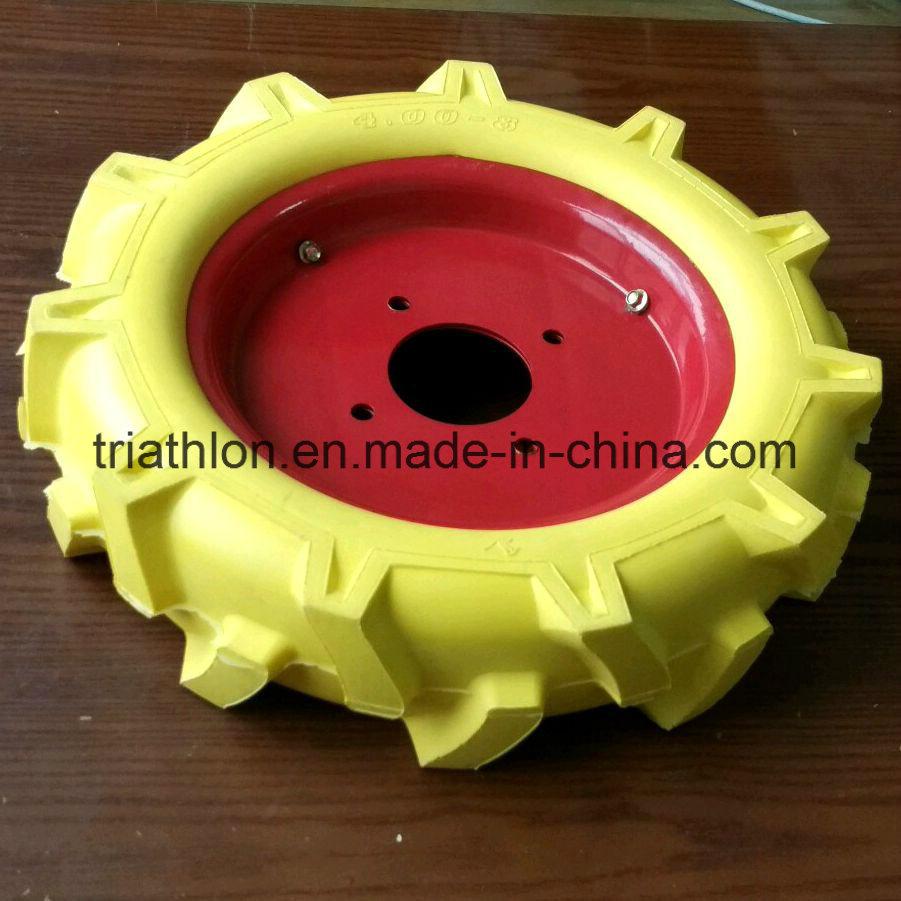 16X4.80/4.00-8 R1 Flat Free Wheel Barrow Wheels