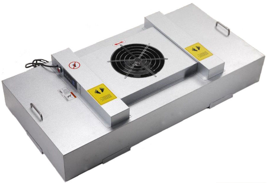 ISO9001 Certified Fan Filter Unit, 4X2 Feet Fan Filter Unit, Cleanroom FFU, Fan Filter Unit