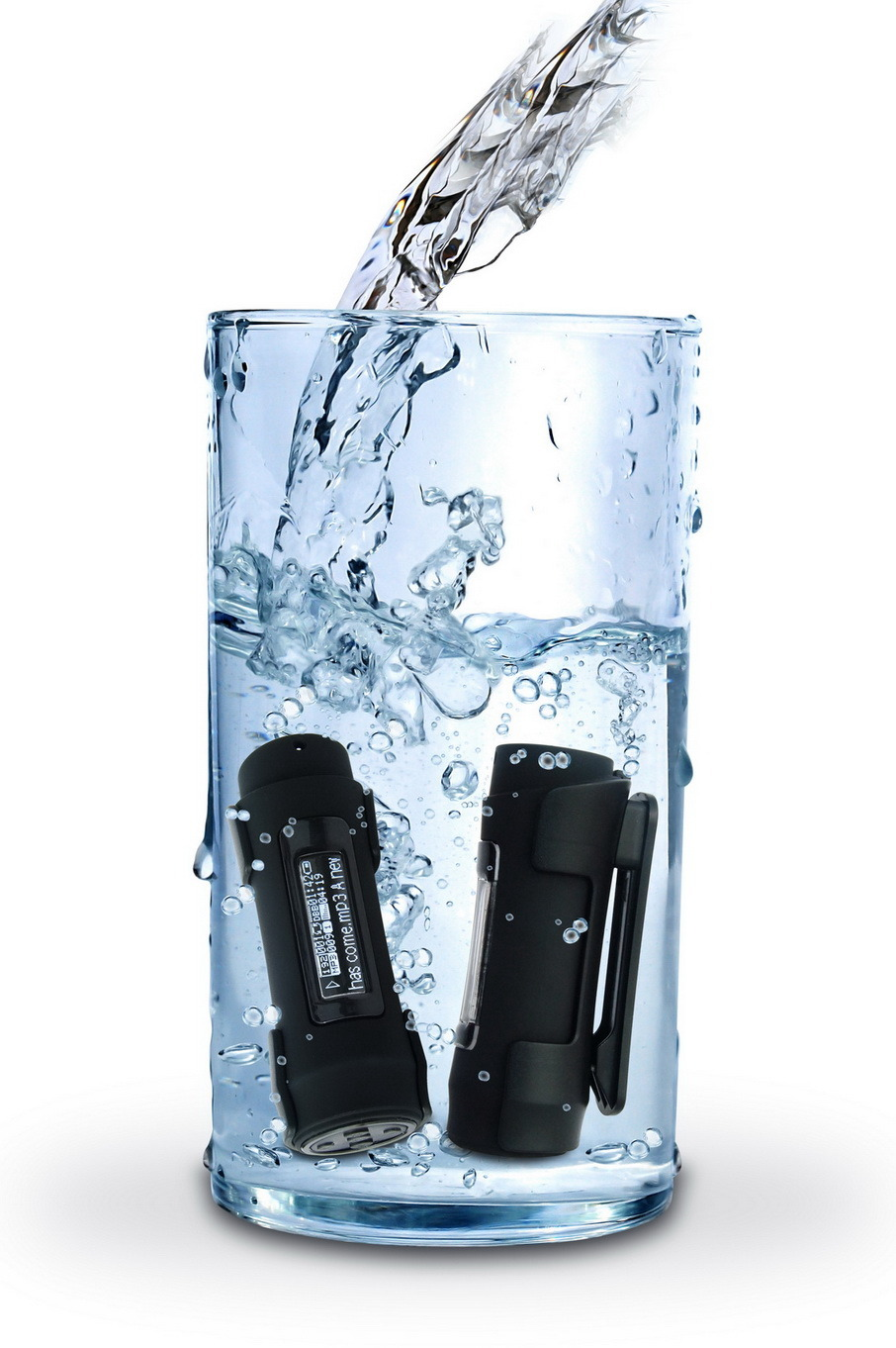 Waterproof MP3 Player