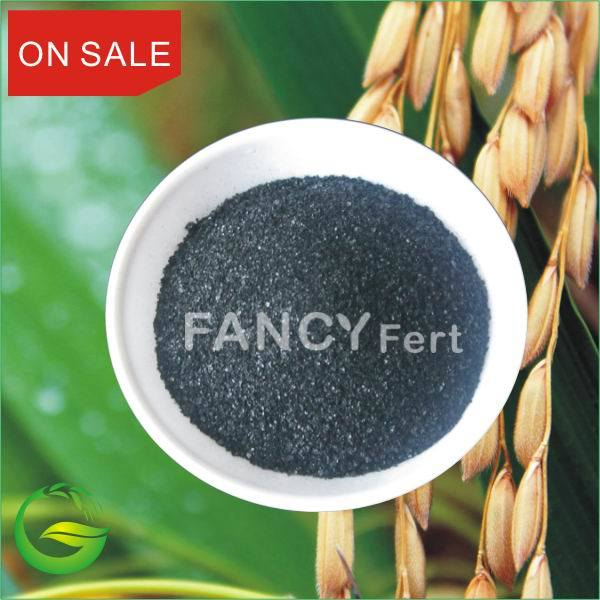 Organic Soluble Potassium Humate Fertilizer