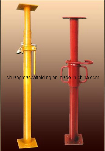Construction Powder Coated Formwork Scaffolding Props