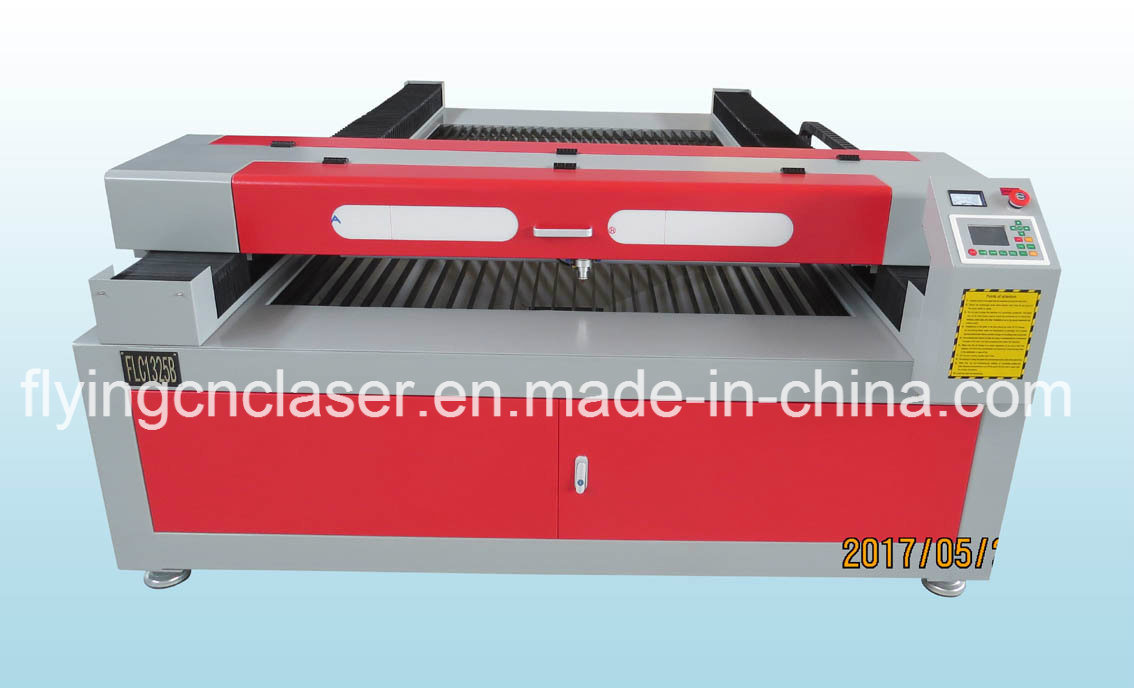 China Factory Laser Cutter Machine with CO2 Laser Tube