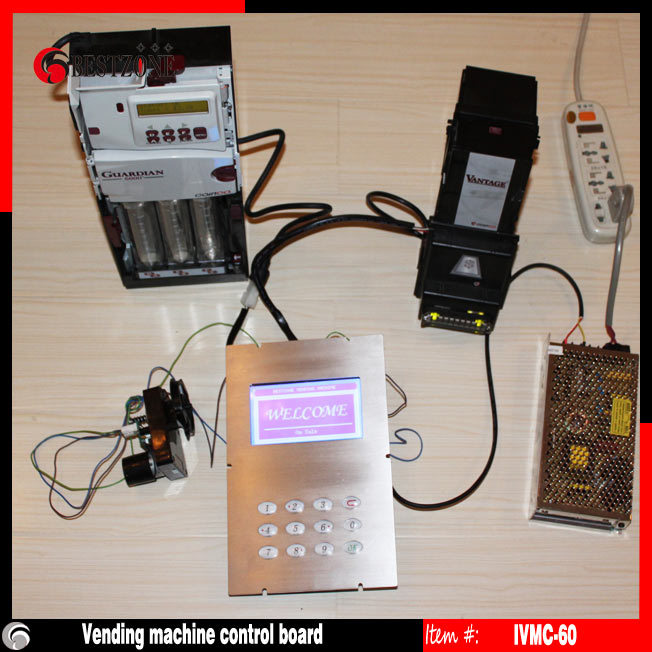 Vending Machine Control Board Controller Mainboards with Mdb Interface