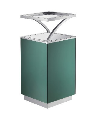 Hot Sale Stainless Steel Dust Bin (DK160)