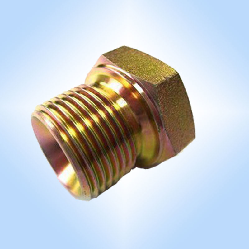 China b hydraulic adapter forged pipe fittings