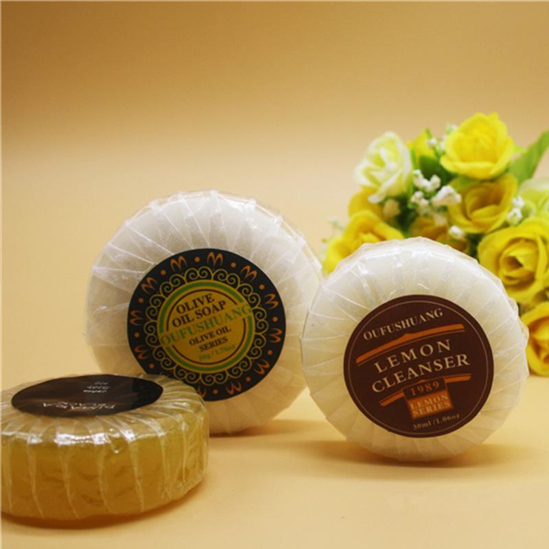 9g, 12g, 15g, 20g, 25g, 30g Transparent Soap // Hotel Soap // Cheap Hotel Soap // Flow Packed Soap // Hotel Soap 3