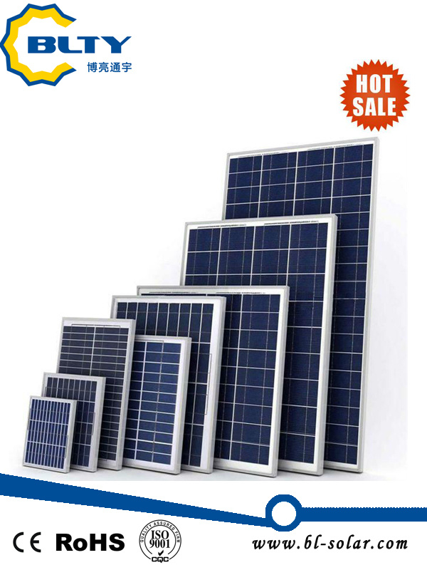150W PV Module Polycrystalline Solar Panel