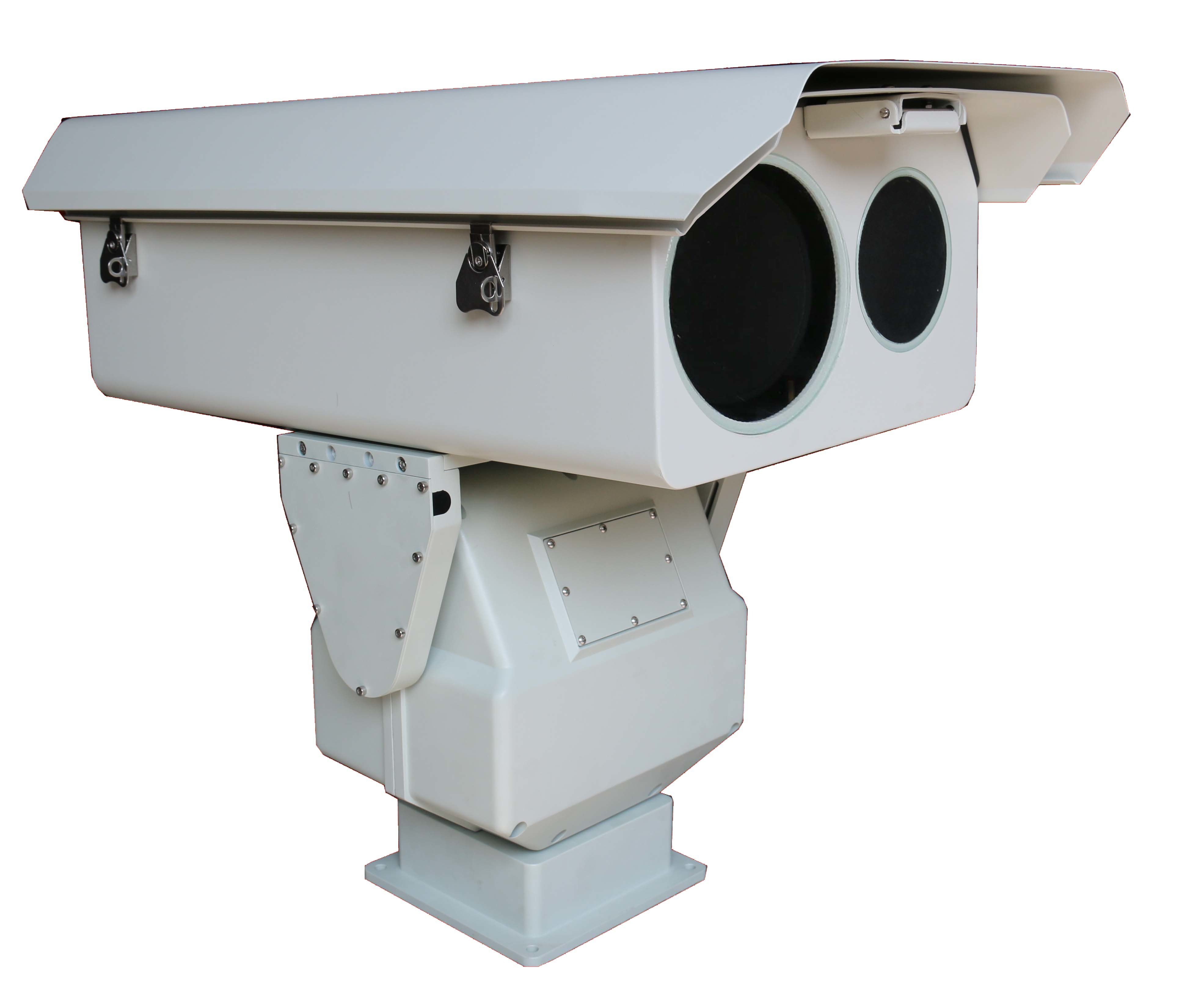 HD Thermal Image Laser PTZ HD4k 3840 X 2160@30fps Camera, with Onvif Protocol All Weather Workable