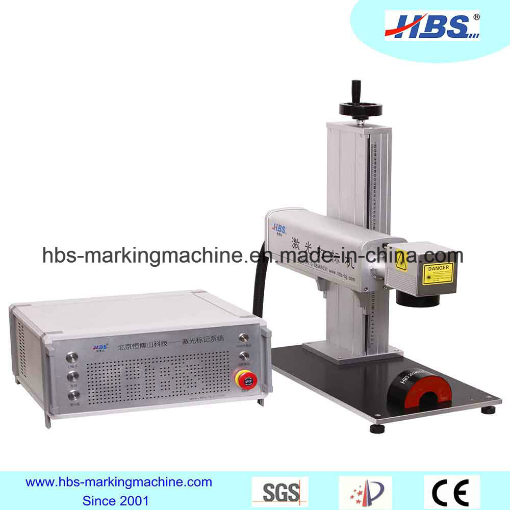 Tabletop Series 10W Fiber Laser Marking Machine with Raycus Laser Source
