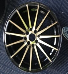 BBS Advan Hre Oz Alloy Wheel (HD890)