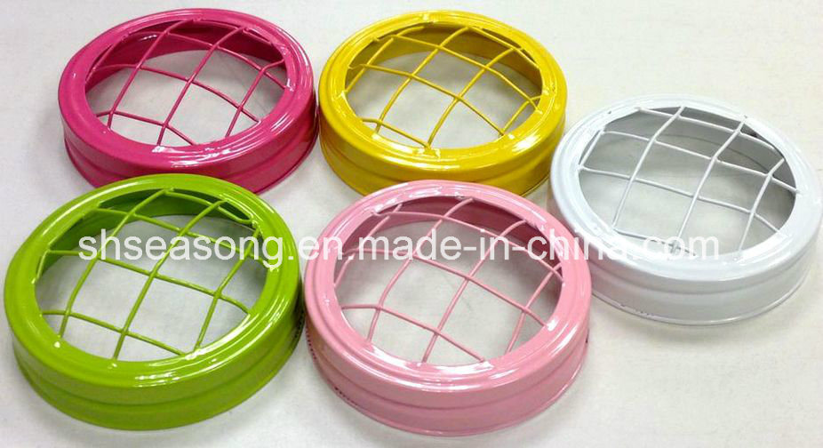 Metal Cap / Tin Lid / Bottle Cap with Coating (SS4508)