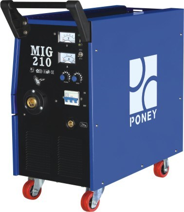 Inverter MIG Welding Machine (MIG-210/250/280)