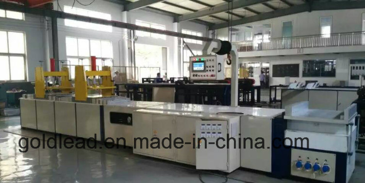 High Quality New Condition Economic China FRP Pultrusion Machine