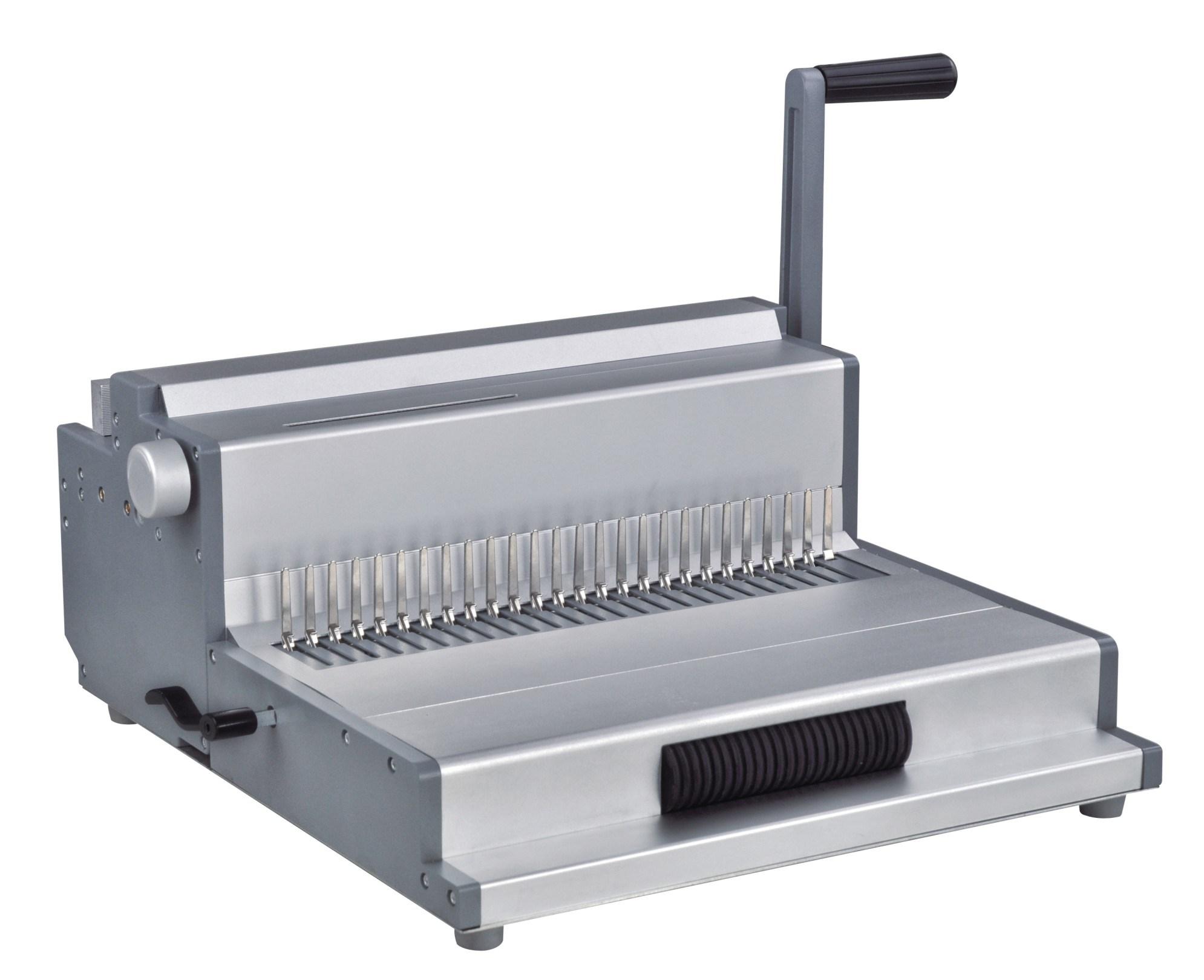 Semi-Automatic Paper Hole Punching Machine (SUPER360E)