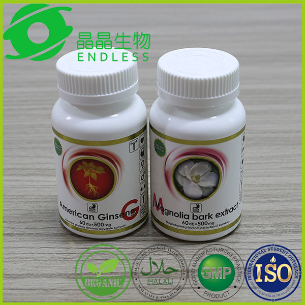 Magnolol 98% Powder Capsule Herbal Medicine for Depression